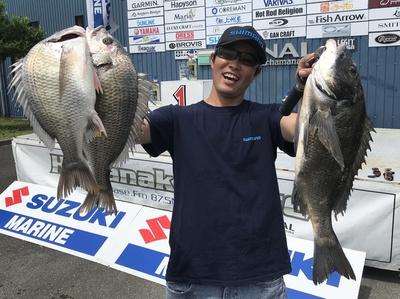 浜名湖オープントーナメント第二戦スズキマリンCUP